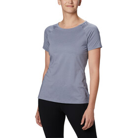 Columbia Peak To Point II T-shirt Damer, new moon heather